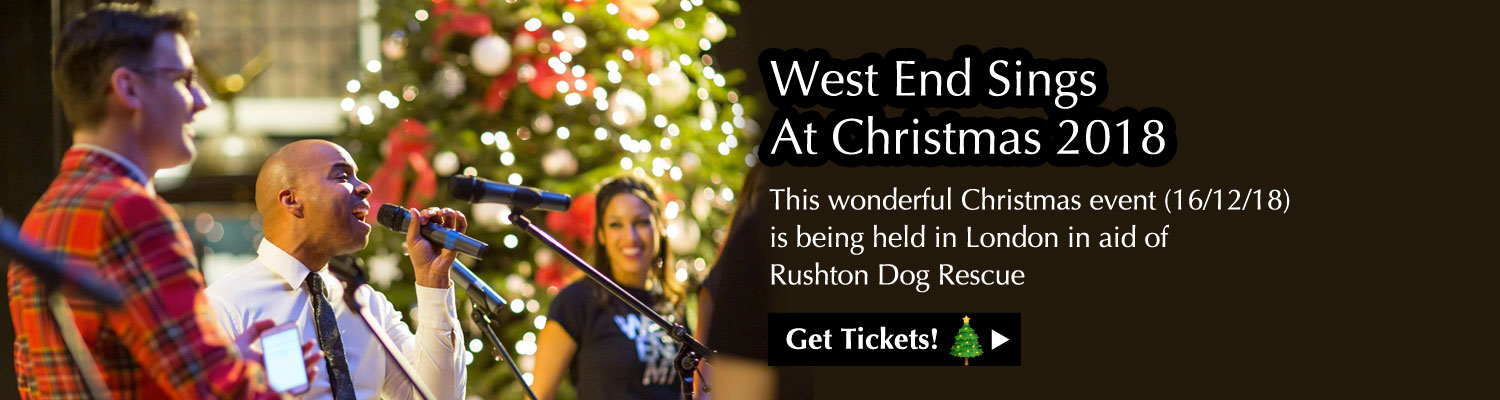 West End Sings At Christmas 2018