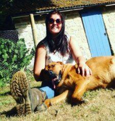 Zoe McNeil - Rushton Dog Rescue